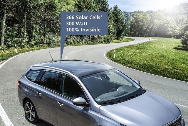 Photovoltaik-Autodach aus Freiburg könnte künftig Solarstrom liefern