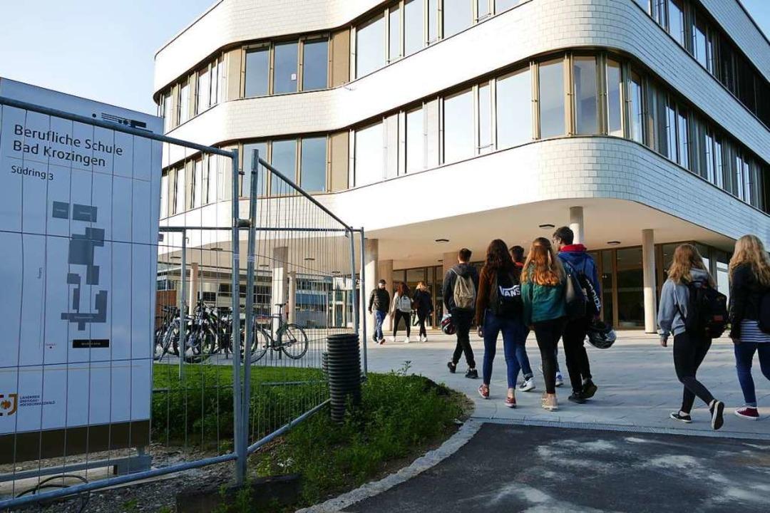 Nicht nur ein neues Schuljahr beginnt,...mt in Bad Krozingen ihren Betrieb auf.  | Foto: Frank Schoch
