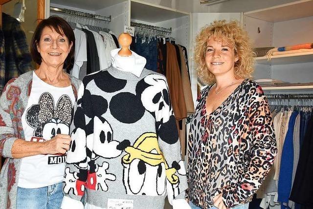 Die Boutique Voilà Mode in Gundelfingen besteht seit 25 Jahren