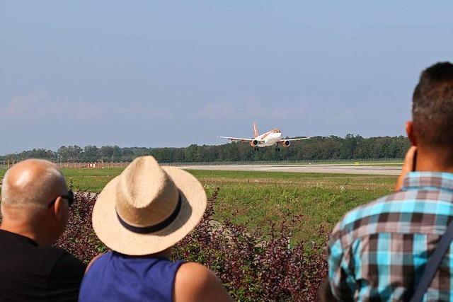 Planespotter haben seltene Flugzeuge und wichtige Politiker im Visier