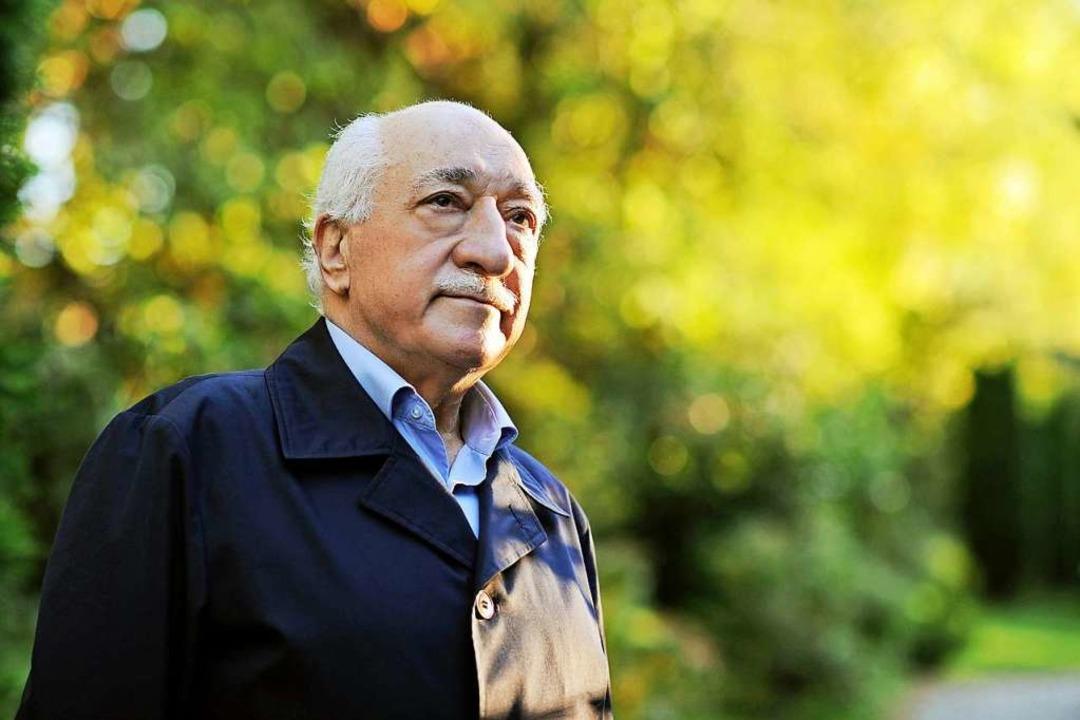 Fethullah Gülen (Archivbild von 2013)  | Foto: Selahattin Sevi, Handout Zaman Da