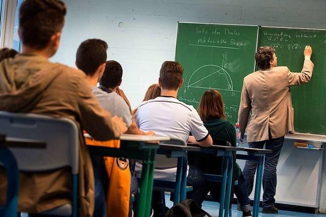 In Freiburg sind zum neuen Schuljahr alle Lehrerstellen besetzt