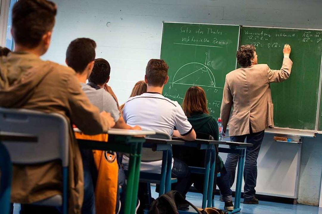 Das neue Schuljahr ist gestartet (Symbolbild).  | Foto: Marijan Murat