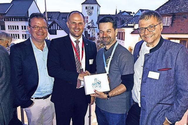 30 Jahre Städtepartnerschaft mit Liestal