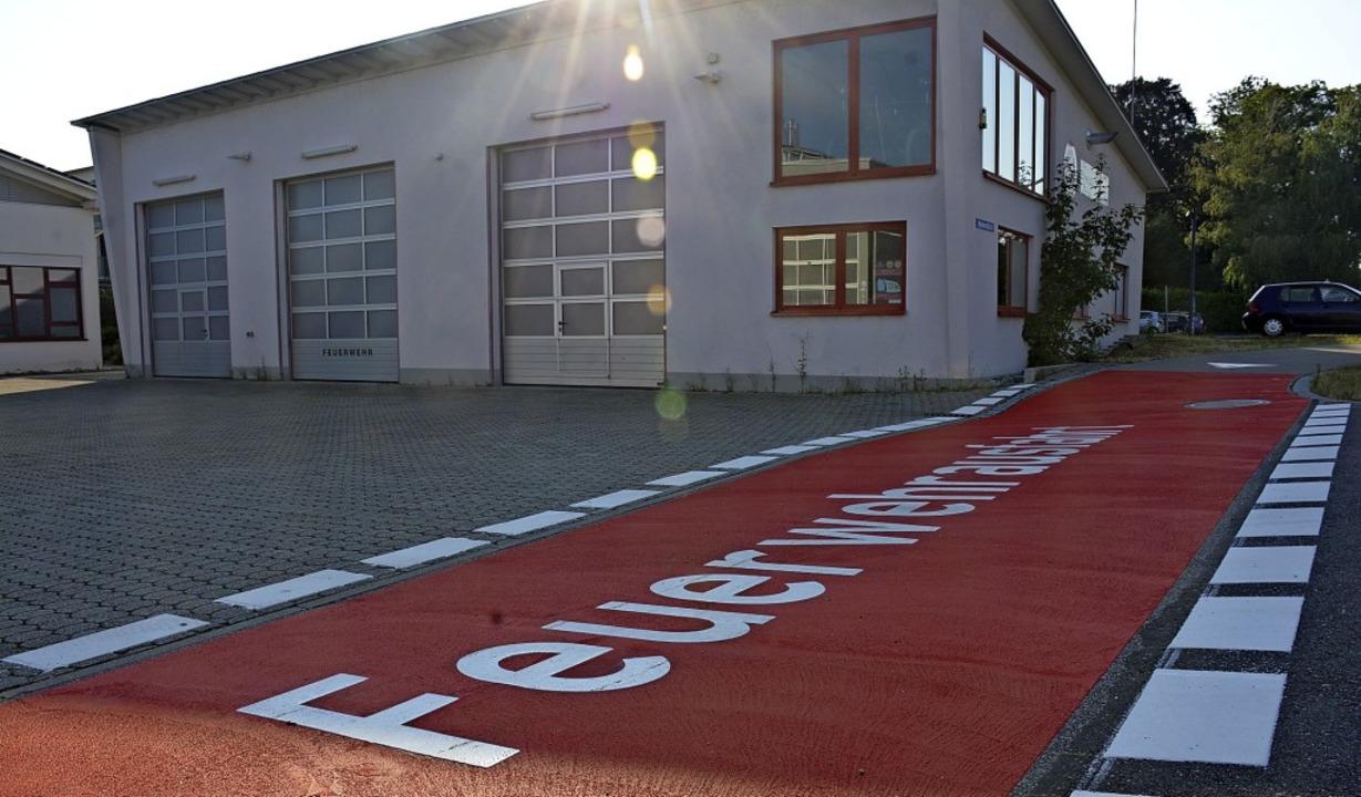 Ersatz für die bisherige Feuerwache so...tsstudie soll dazu die Basis schaffen.  | Foto: Hannes Lauber