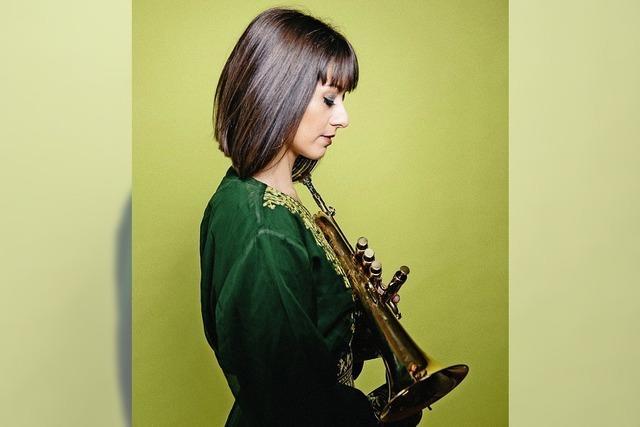 Yazz Ahmed ist ein Highlight des Freiburger Jazzfestivals