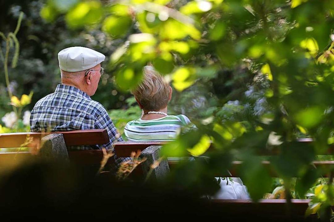 Je nach Erwerbsklasse fällt die Antwor... man in Rente gehen kann (Symbolbild).    Foto: Karl-Josef Hildenbrand