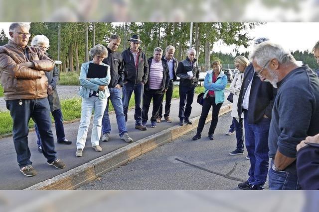 Rat gibt Straßensanierung in Auftrag