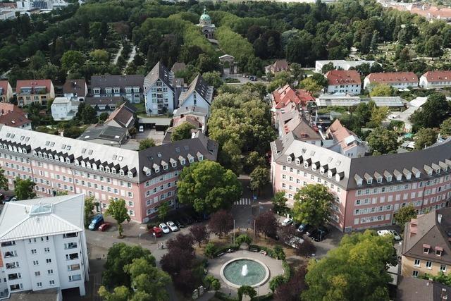 100 Jahre Freiburger Stadtbau: Wie die Wohnbaugesellschaft das Stadtbild prägt