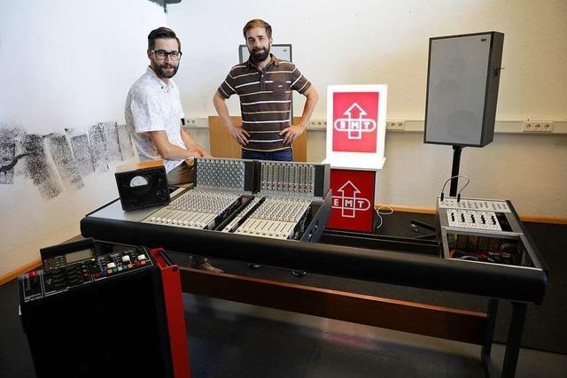 Nachlassverwalter einer Tontechniklegende: Mit EMT zurück in die analoge Zukunft