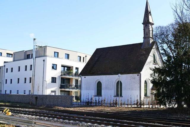 Die Adelbergkirche in Rheinfelden ist älter als die Stadt