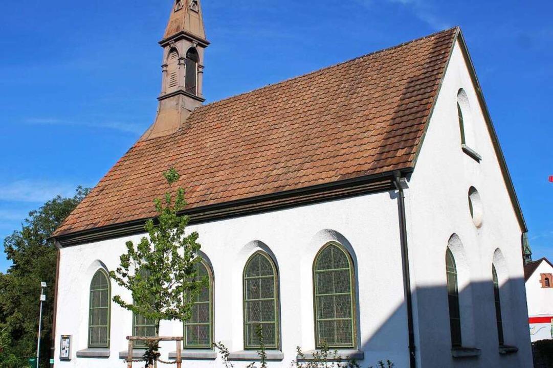 Der Denkmalschutz hält seine Hand über die  Adelbergkirche.  | Foto: Rolf Reißmann