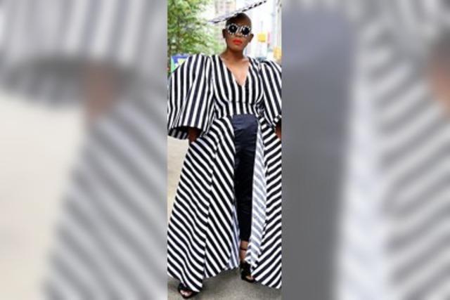 New York während der Fashion Week