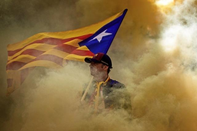 Neue Proteste in Katalonien