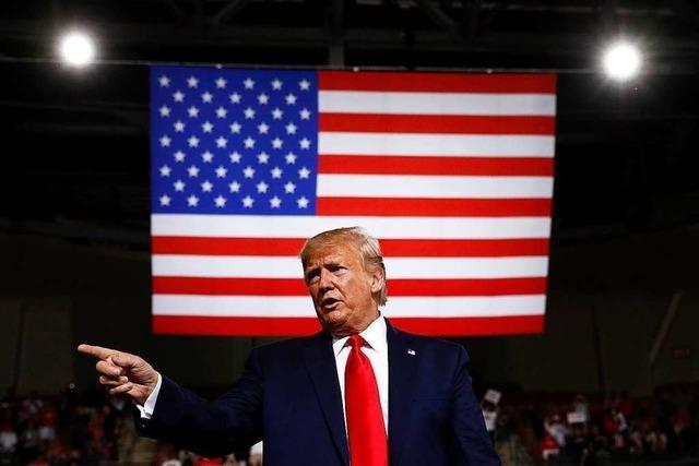 Trump verschiebt Anhebung von China-Strafzöllen um zwei Wochen