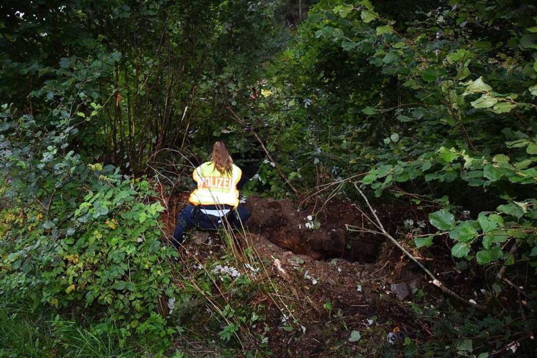 Die Polizei ermittelt.    Foto: kamera24.tv