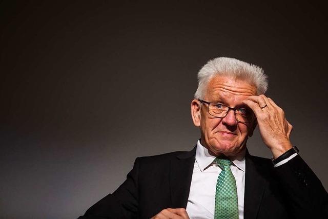 Kretschmann kandidiert für dritte Amtszeit