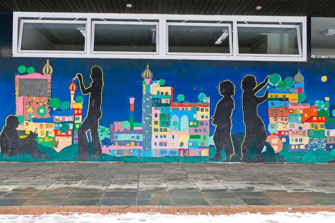 Station 2: Die Schule als Lebensraum  | Foto: Tanja Bury