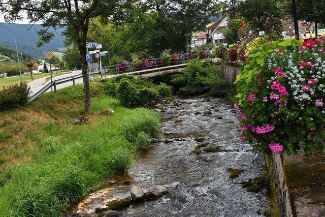 Glottertal erhält 167.000 Euro vom Land zur Sanierung der Brücke am Ahlenbachweg