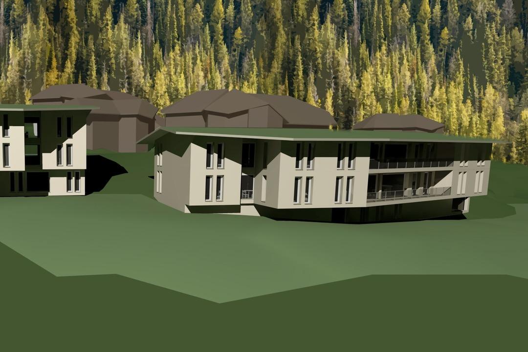 So sollen die Neubauten aussehen.  | Foto: Werkgruppe-Lahr