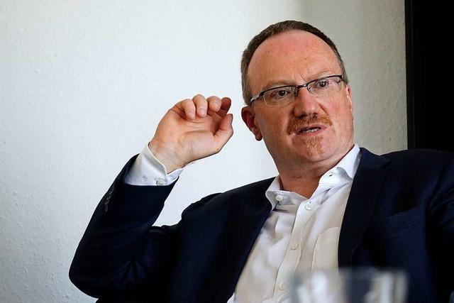 Wirtschaftsweiser Lars Feld: