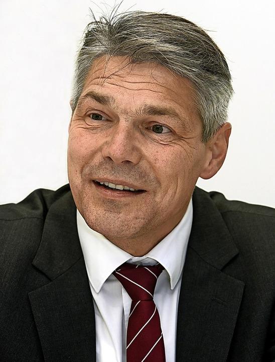 Stefan Breiter, seit 2018 Finanzbürgermeister  | Foto: Thomas Kunz
