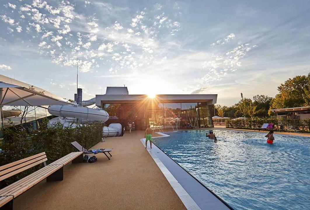 Das Freizeitbad in Offenburg  | Foto: Freizeitbad