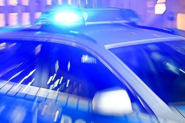 Exhibitionist entblößt sich in Freiburg-Waldsee vor einer Spaziergängerin