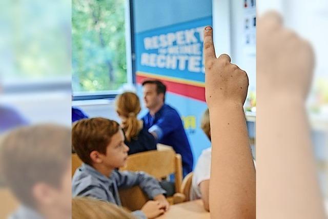 RAUSGEFISCHT: Realschule ist klarer Favorit