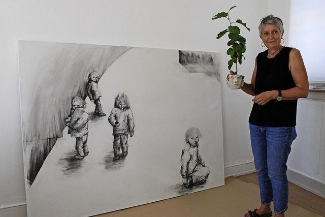 Mascha Klein stellt in der Galerie im Tor aus