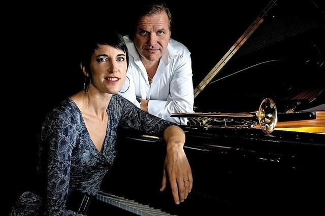 Ellen und Bernd Marquart in Badenweiler