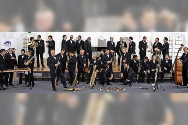Mit dem Landespolizeiorchesters Baden-Württemberg in Titisee-Neustadt