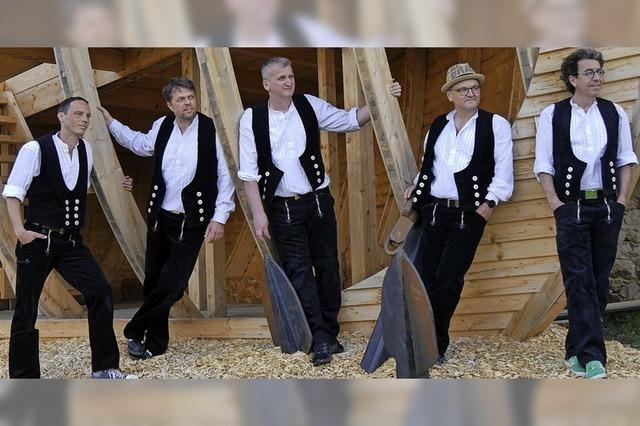 Band Luddi zu Gast in Müllheim