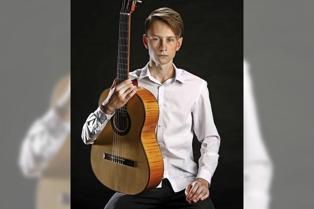 Sergej Fedorov gibt Konzert im Laufenburger Schlössle
