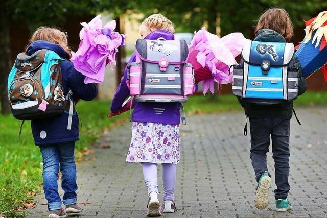 Zweitklässler aus dem Breisgau geben Tipps für Schulanfänger