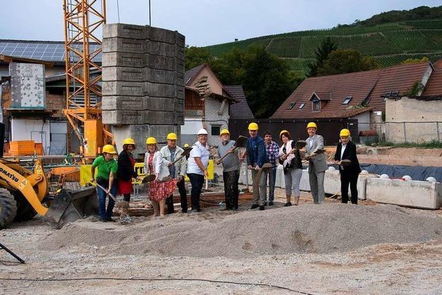 In Niederweiler wird inklusiver Wohnraum geschaffen