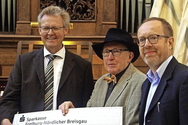Spende für die Welte-Orgel
