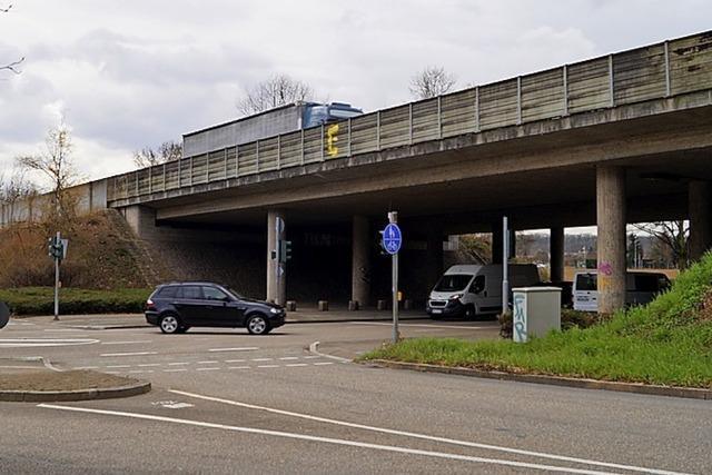 Zwei Südring-Brücken werden saniert