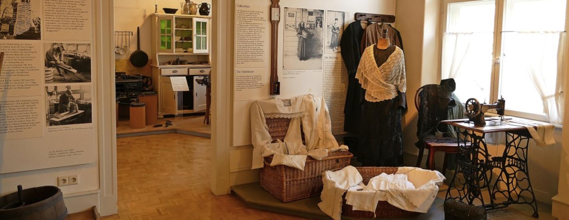 Die Dauerausstellung im Museum Alte Sc...berarbeitet und neu konzipiert werden.  | Foto: Victoria Langelott