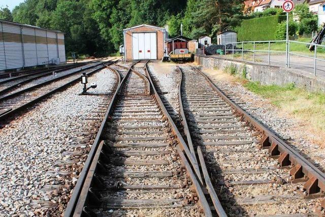 Die IG Pro Kandertalbahn erhält Unterstützung – von einer Mitarbeiterin der Bahn