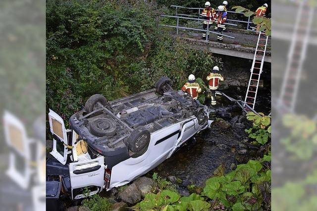Schwere Unfälle