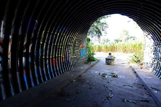 Nach Sperrung eines Party-Tunnels: Stadt gibt Kommunikationsfehler zu
