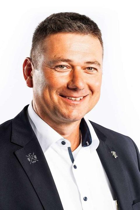 Volker Klaiber, Direktor für die Berei...en für alle Parkbesucher mit Handicap.  | Foto: Samuel Hess