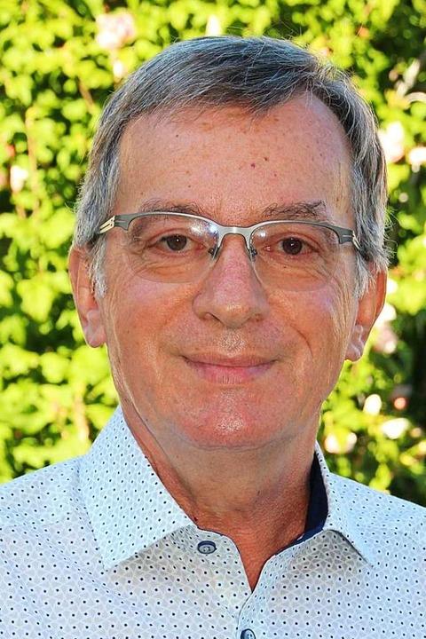 Astrophysiker Wolfgang Schmidt  | Foto: Mario Schöneberg