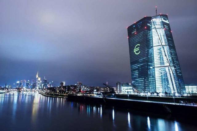 Draghi zündet sein letztes Feuerwerk