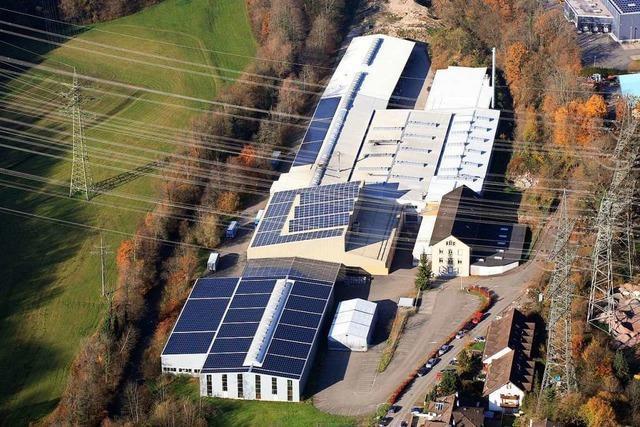 Textilveredelungsfirma Dreiländereck in Wehr stellt ihren Betrieb ein