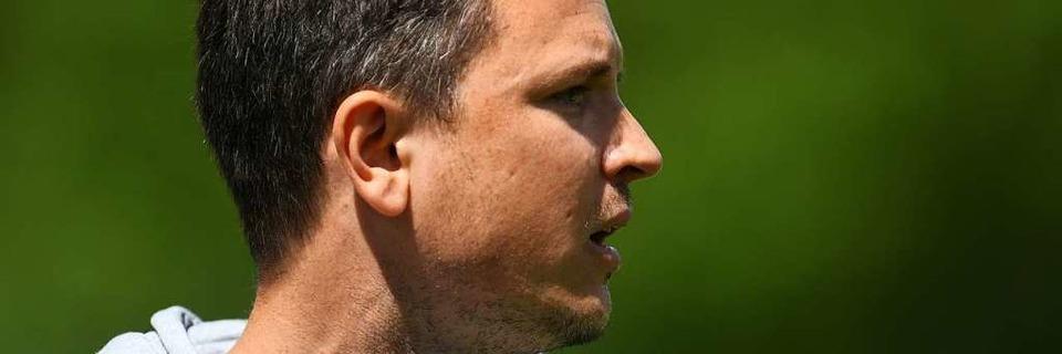 OFV-Coach Florian Kneuker: