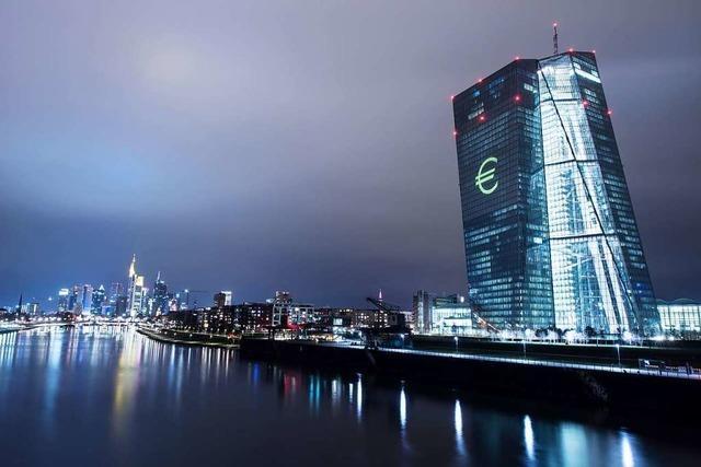 Die Entscheidung der EZB ist übereilt