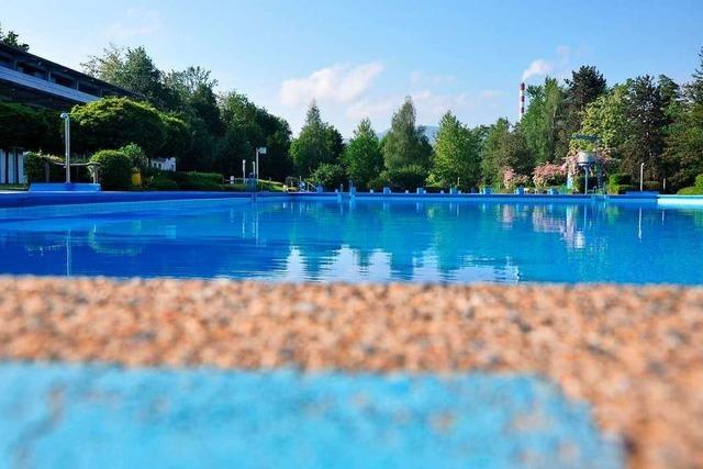 Das Freibad in Grenzach verlängert den Sommer