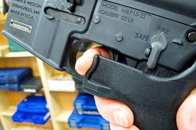 145 Konzernchefs fordern schärferes Waffenrecht